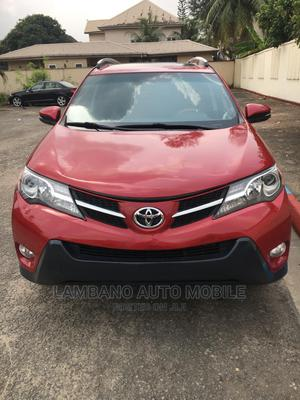 Toyota RAV4 2013 XLE FWD (2.5L 4cyl 6A) Red   Cars for sale in Lagos State, Amuwo-Odofin