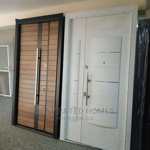 4ft Security Entrance Door (Payment on Delivery)   Doors for sale in Lagos State, Orile