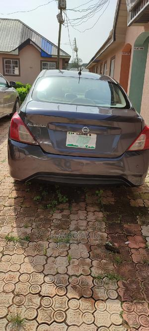 Nissan Almera 2014 Gray | Cars for sale in Abuja (FCT) State, Central Business District