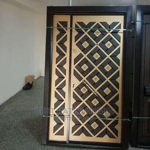 4ft Turkey Security Entrance Door (Payment on Delivery)   Doors for sale in Lagos State, Orile