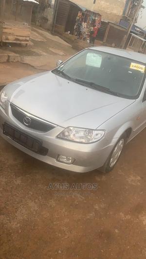 Mazda Protege 2001 Silver | Cars for sale in Ogun State, Sagamu