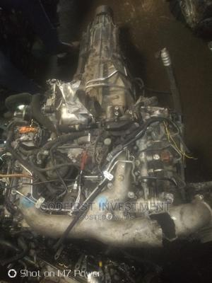 Diesel Engine Audi Q5   Vehicle Parts & Accessories for sale in Lagos State, Mushin