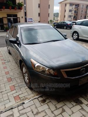 Honda Accord 2008 2.4 EX Automatic Gray   Cars for sale in Abuja (FCT) State, Wuye