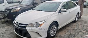 Toyota Camry 2015 White | Cars for sale in Lagos State, Ajah