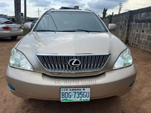 Lexus RX 2006 330 Gold | Cars for sale in Lagos State, Ikotun/Igando