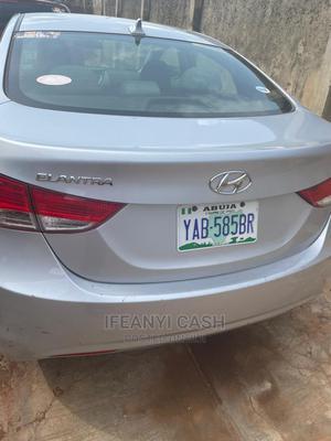 Hyundai Elantra 2013 Silver | Cars for sale in Abuja (FCT) State, Gwarinpa