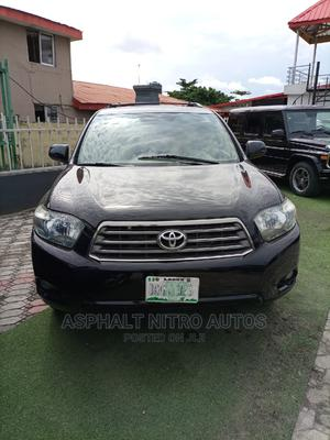 Toyota Highlander 2008 Black   Cars for sale in Lagos State, Ajah