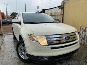 Ford Edge 2008 SE 4dr AWD (3.5L 6cyl 6A) White | Cars for sale in Lagos State, Alimosho