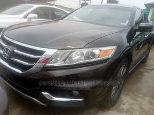 Honda Accord Crosstour 2013 EX-L AWD Black | Cars for sale in Lagos State, Ikeja