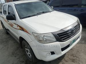 Toyota Hilux 2013 WORKMATE 4x4 White   Cars for sale in Rivers State, Port-Harcourt