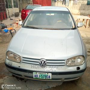 Volkswagen Golf 2000 1.6 Silver   Cars for sale in Abuja (FCT) State, Gwagwalada