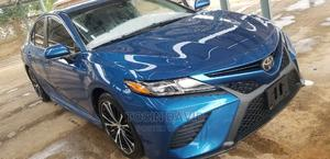 Toyota Camry 2018 SE FWD (2.5L 4cyl 8AM) Blue | Cars for sale in Lagos State, Ikeja
