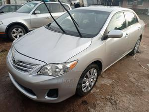 Toyota Corolla 2013 Silver | Cars for sale in Imo State, Owerri
