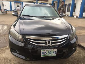 Honda Accord 2008 Black | Cars for sale in Lagos State, Ogba