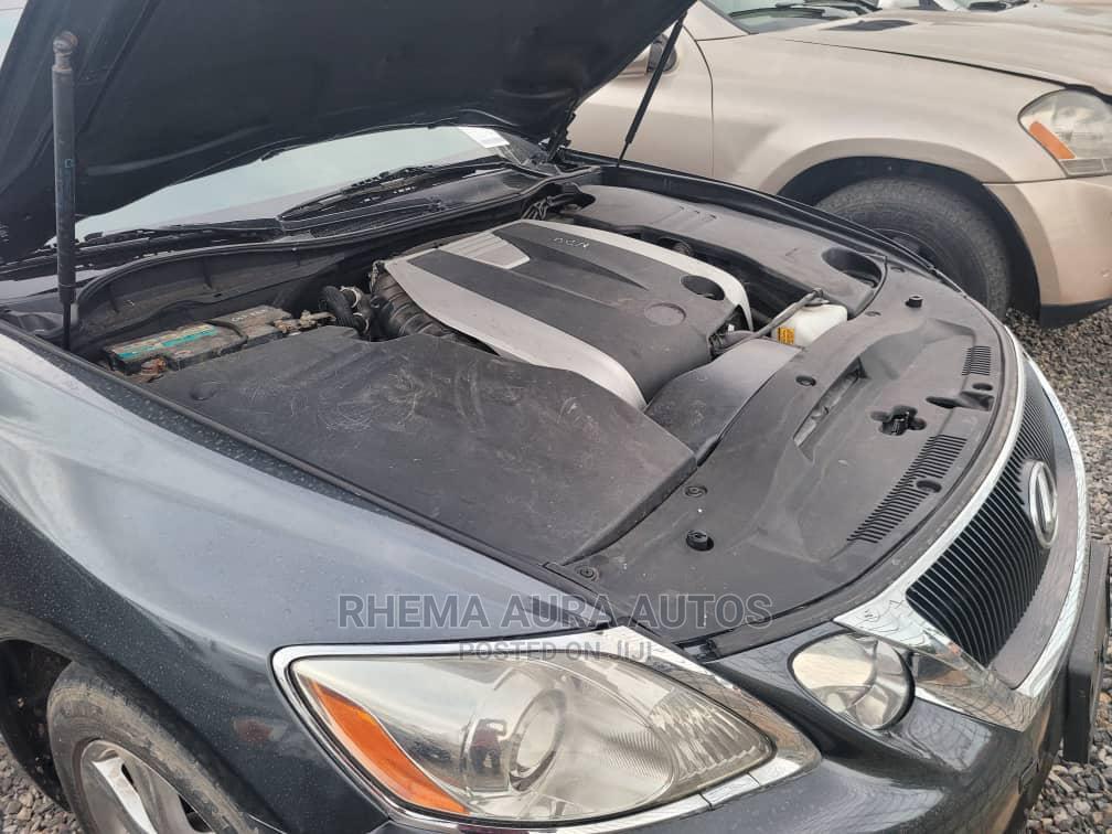 Archive: Lexus GS 2008 Gray