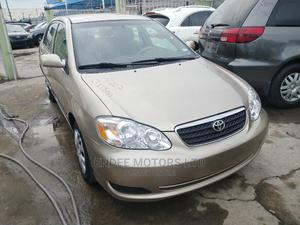 Toyota Corolla 2007 Gold | Cars for sale in Lagos State, Ikeja