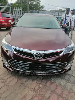 Toyota Avalon 2013 Burgandy | Cars for sale in Lagos State, Amuwo-Odofin