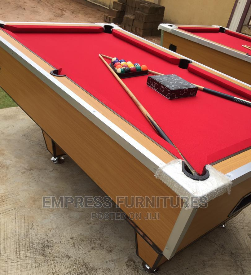 Snooker Game Board