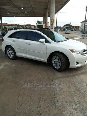 Toyota Venza 2013 XLE AWD White   Cars for sale in Lagos State, Ajah