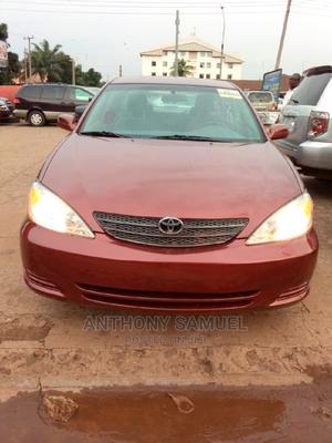 Toyota Camry 2004 Red   Cars for sale in Enugu State, Enugu