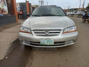 Honda Accord 2002 2.0 Sport Silver   Cars for sale in Lagos State, Ojodu