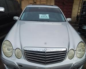 Mercedes-Benz E500 2005 500 Sedan Silver | Cars for sale in Lagos State, Ikoyi