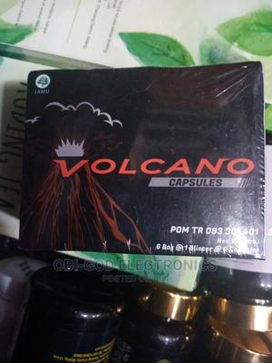 Norland Volcano Capsules for Men Who Want to Enjoy Sex   Sexual Wellness for sale in Lagos State, Lekki