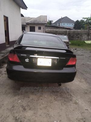 Toyota Camry 2003 Black | Cars for sale in Rivers State, Port-Harcourt