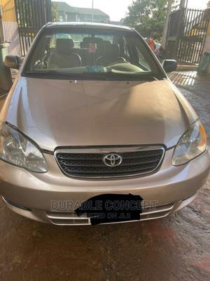 Toyota Corolla 2006 LE Gold   Cars for sale in Lagos State, Ogba