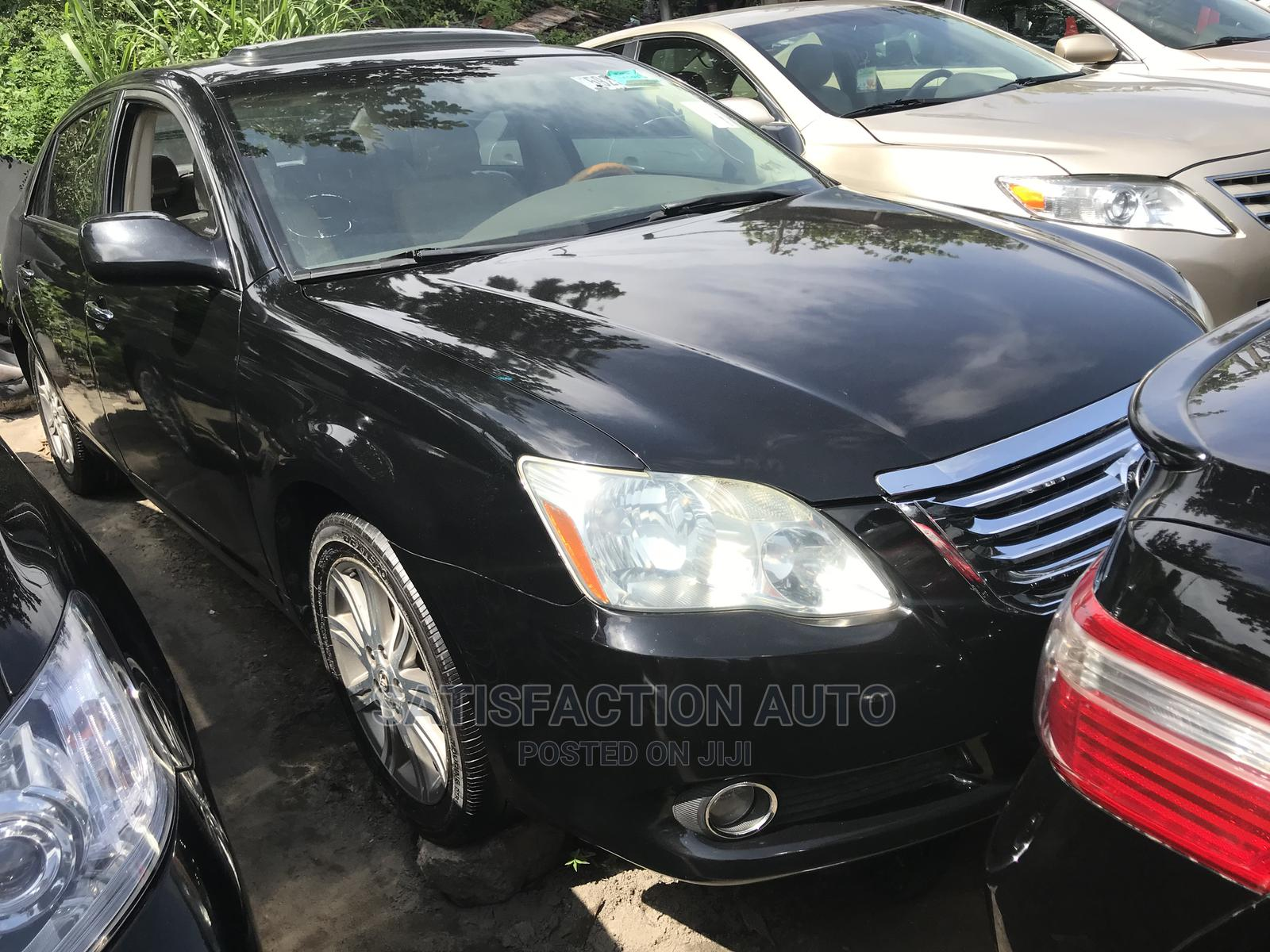Toyota Avalon 2006 Limited Black   Cars for sale in Apapa, Lagos State, Nigeria