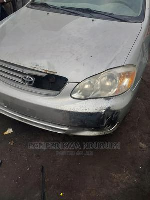Toyota Corolla 2004 1.8 TS Silver   Cars for sale in Lagos State, Mushin