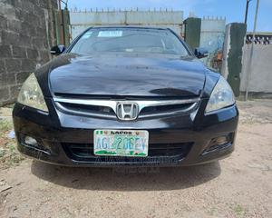 Honda Accord 2005 2.0 Comfort Automatic Black   Cars for sale in Lagos State, Alimosho