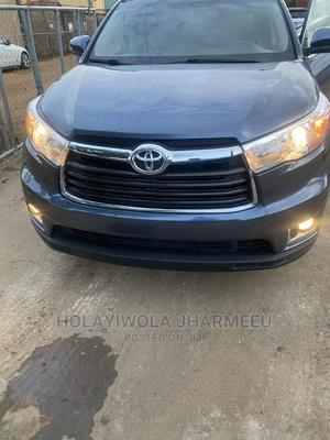 Toyota Highlander 2014 Blue | Cars for sale in Lagos State, Alimosho