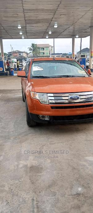 Ford Edge 2007 Orange   Cars for sale in Lagos State, Ajah