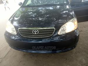 Toyota Corolla 2005 Verso 1.6 VVT-i Blue   Cars for sale in Lagos State, Alimosho