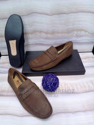 Brown Suede Loafers | Shoes for sale in Lagos State, Ajah