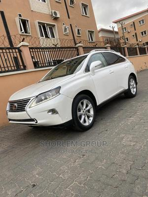 Lexus RX 2012 350 AWD White | Cars for sale in Lagos State, Ogba