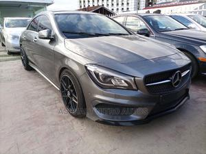 Mercedes-Benz CLA-Class 2016 Base CLA 250 AWD 4MATIC Gray   Cars for sale in Lagos State, Ajah
