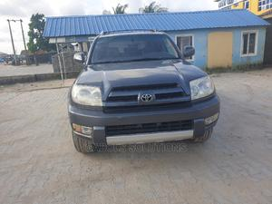 Toyota 4-Runner 2004 Limited 4x4 Blue | Cars for sale in Lagos State, Ajah