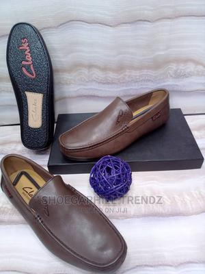 Brown Leather Loafers   Shoes for sale in Lagos State, Ajah