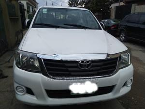 Toyota Hilux 2012 2.7 VVT-i 4X4 SRX White | Cars for sale in Lagos State, Yaba