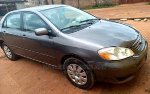 Toyota Corolla 2003 Sedan Automatic Gray | Cars for sale in Kwara State, Ilorin South