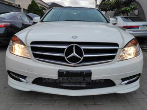 Mercedes-Benz C300 2009 White   Cars for sale in Lagos State, Gbagada