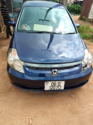 Honda Stream 2006 Blue | Cars for sale in Oyo State, Ido