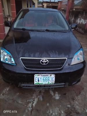 Toyota Corolla 2005 LE Black | Cars for sale in Oyo State, Ibadan