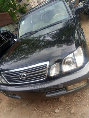 Lexus GX 2005 470 Sport Utility Black | Cars for sale in Abuja (FCT) State, Gwarinpa