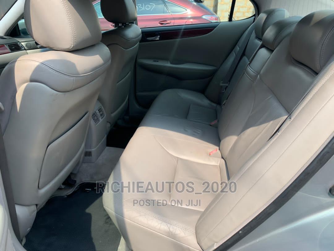 Lexus ES 2002 300 Green | Cars for sale in Ibadan, Oyo State, Nigeria