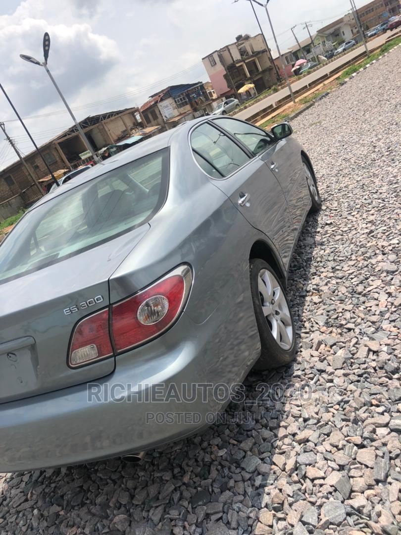 Lexus ES 2002 300 Green
