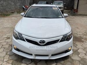 Toyota Camry 2012 White | Cars for sale in Lagos State, Maryland