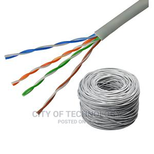 Cat6 UTP Cable Indoor 305m Roll | Computer Accessories  for sale in Lagos State, Ikeja